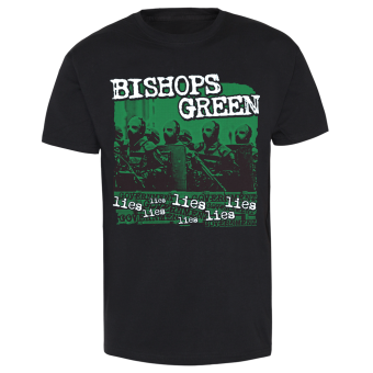 "Bishops Green ""Lies"" T-Shirt (black)"