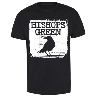 "Bishops Green ""Roots Black"" T-Shirt (black)"