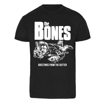 "The Bones ""Gutter"" T-Shirt (black)"