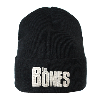 "The Bones ""Logo"" Dockers Hat (black)"