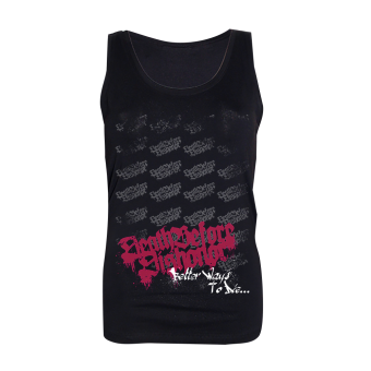 "Death Before Dishonor ""Better Ways"" Girly Tanktop"