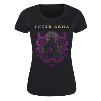 "Inter Arma ""Lordbow"" Girly Shirt (black)"