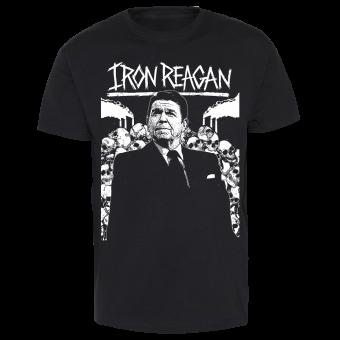 """Iron Reagan """"Ronnie"""" T-Shirt (black)"""