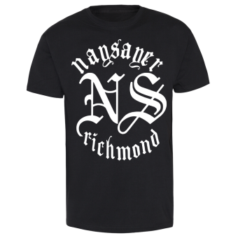 "Naysayer ""Richmond"" T-Shirt (black)"