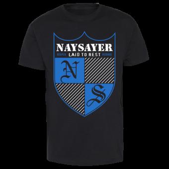 "Naysayer ""Laid to Rest"" T-Shirt (black)"