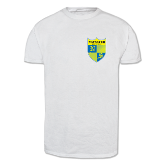 "Naysayer ""LTR"" T-Shirt (white)"