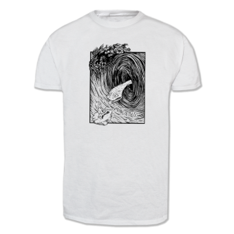 "The Mongoloids ""Sequel"" T-Shirt (white)"