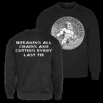 "The Mongoloids ""Underdogs"" Sweatshirt (black)"