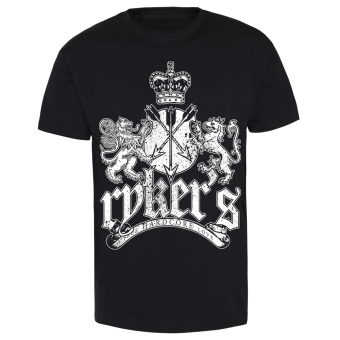 "Rykers ""Lion"" T-Shirt (black)"