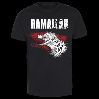 "Ramallah ""Howlin"" T-Shirt (black)"
