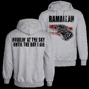 "Ramallah ""Howlin"" Hoody (grey)"