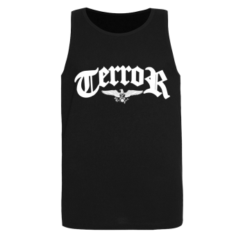 "Terror ""Eagle"" Tank top (black)"
