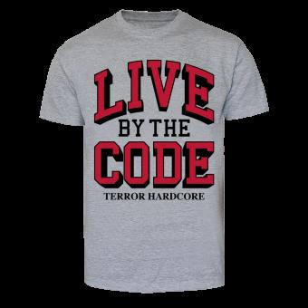 "Terror ""Athletic"" T-Shirt (grey)"