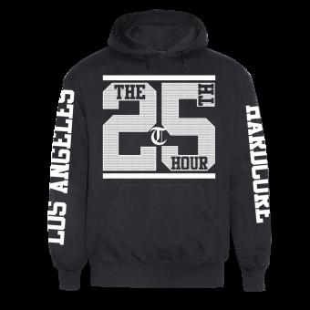 """Terror """"25"""" Hoody (black)"""