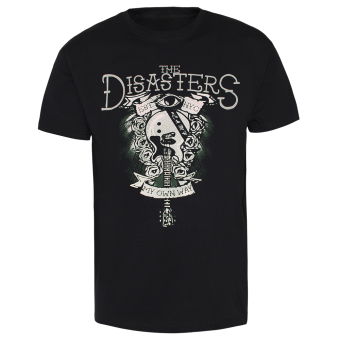 """Disasters """"My Own Way"""" T-Shirt (black)"""