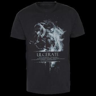 "Ulcerate ""Vermis"" T-Shirt (black)"