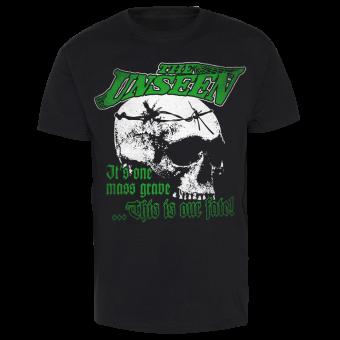 """The Unseen """"Mass Grave"""" T-Shirt (black)"""