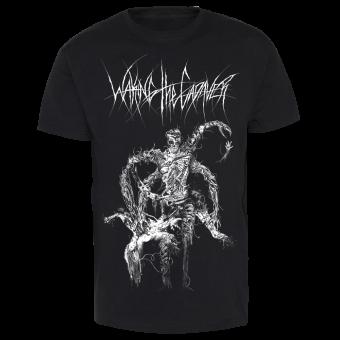 "Waking the Cadaver ""Ripped Apart"" T-Shirt (black)"