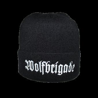 "Wolfsbrigade ""Logo"" Wool Hat (black)"