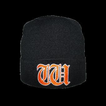 "Trapped Under Ice ""Logo Block"" Wool Hat (black)"
