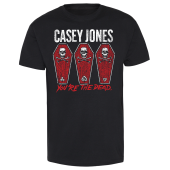 "Casey Jones ""Dead"" T-Shirt"