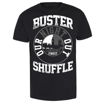 "Buster Shuffle ""Our Night out"" T-Shirt"