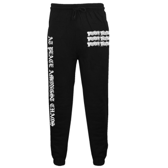 "Broken Teeth ""Peace"" Sweatpants"