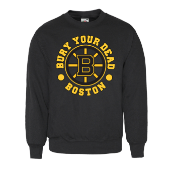 "Bury Your Dead ""Bruins"" Sweatshirt"