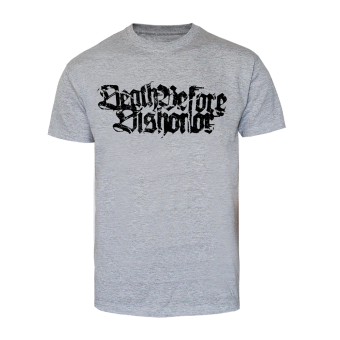"""Death Before Dishonor """"Hope"""" T-Shirt (grey)"""