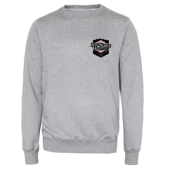 "Death Before Dishonor ""Paved in Blood"" Sweatshirt (grey)"