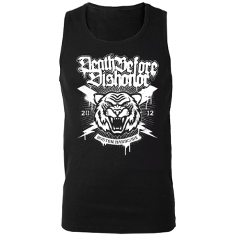 "Death Before Dishonor ""Tiger"" Tank Top"
