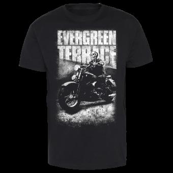 """Evergreen Terrace """"Biker"""" T-Shirt"""