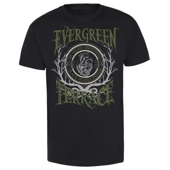 "Evergreen Terrace ""Black Hearts United"" T-Shirt"