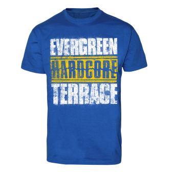 "Evergreen Terrace ""Losing Blood Blue"" T-Shirt (royal blue)"