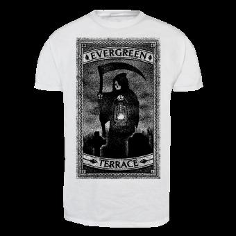 """Evergreen Terrace """"Reaper"""" T-Shirt (white)"""