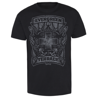 "Evergreen Terrace ""Cross"" T-Shirt"