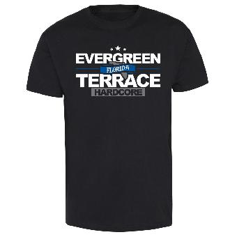 "Evergreen Terrace ""Black & Blue"" T-Shirt"