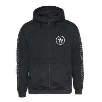 "Evergreen Terrace ""Black Hearts"" Zip Hooded"