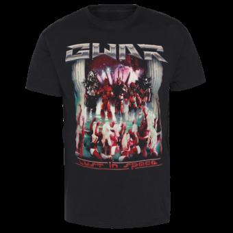 """Gwar """"Lust in space"""" T-Shirt"""