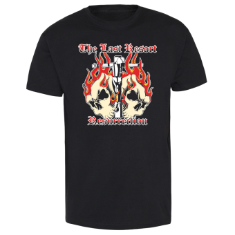 "Last Resort ""Resurrection"" T-Shirt"