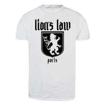 "Lion`s Law ""Lion 2"" T-Shirt"
