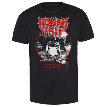 "Power Trip ""Even a Killer"" T-Shirt"