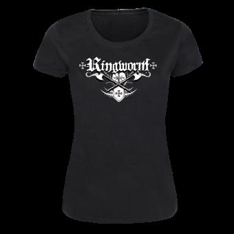 "Ringworm ""Logo"" Girly-Shirt"