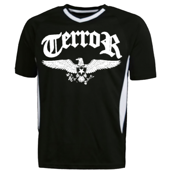"""Terror """"Keepers of the Faith"""" Soccerjersey"""