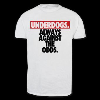 """Terror """"Underdog"""" T-Shirt (white)"""