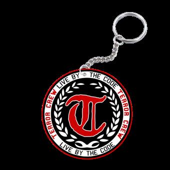 """Terror """"Terror Crew"""" Schlüsselanhänger/Keychain"""