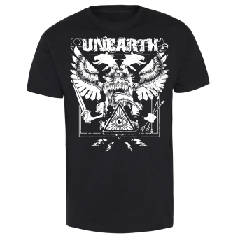 "Unearth ""Eagle"" T-Shirt"
