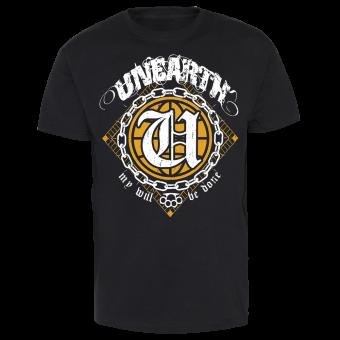 """Unearth """"Tour 2016"""" T-Shirt"""