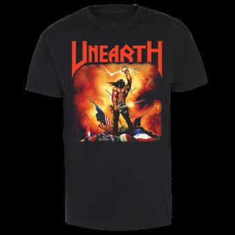 "Unearth ""Unearthwar"" T-Shirt"