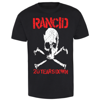 "Rancid ""20 Years Down"" T-Shirt"